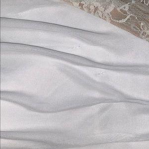 City Triangles Dresses - White short dress